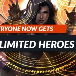 UNLIMITED HEROES in the WORLD ANVIL CHARACTER MANAGER … FOR FREE!