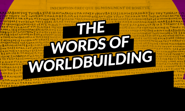 Community Challenge -Words of Worldbuilding