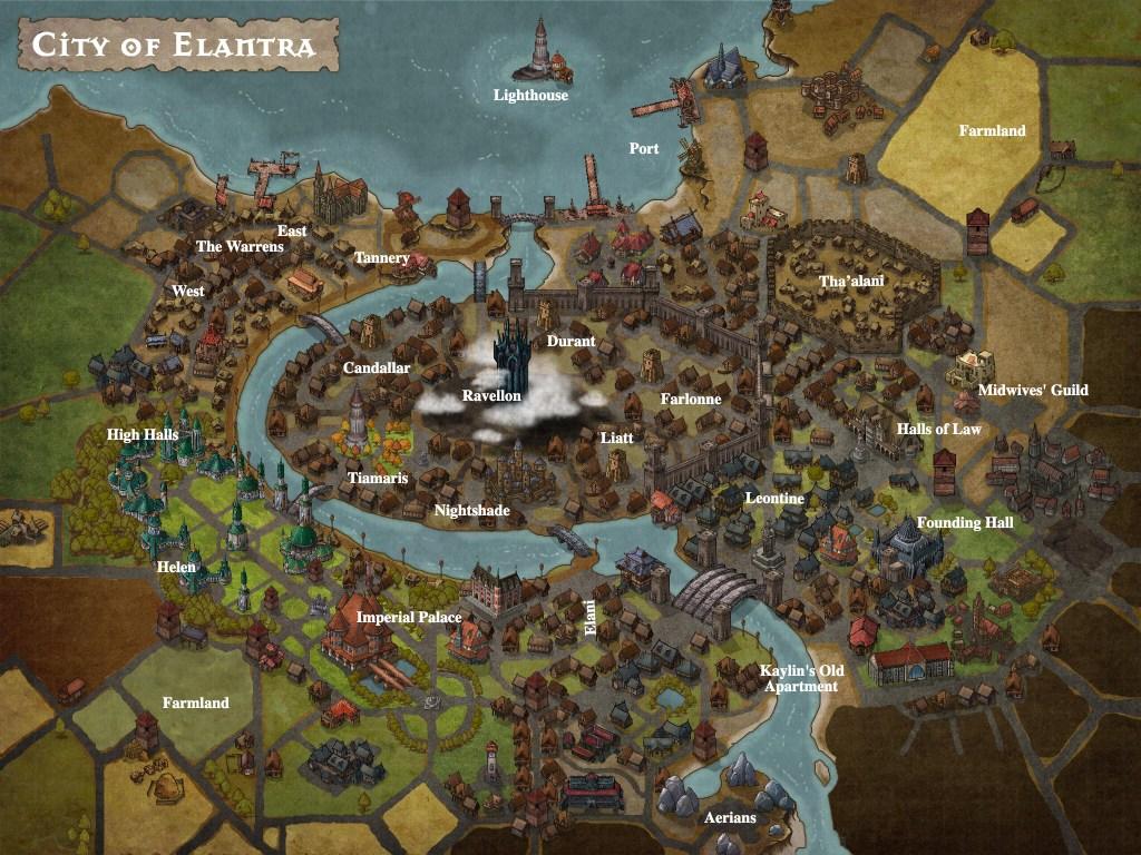 Inkarnate map-making software