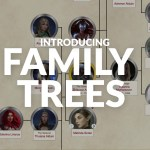 Family Trees for Writing and Gaming? Now on World Anvil!
