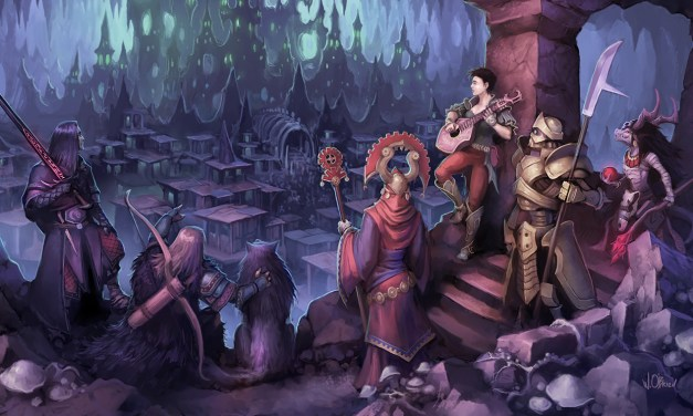 5 Tips to Make a Dark Campaign Setting