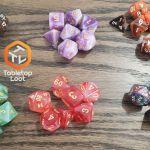 Tabletop Loot: satisfy your dice needs!