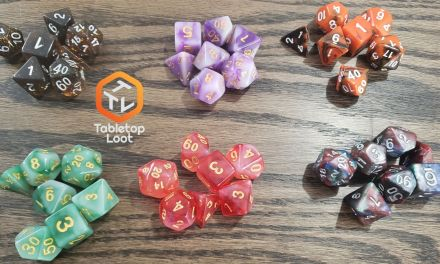 Tabletop Loot: satisfy your dice needs!