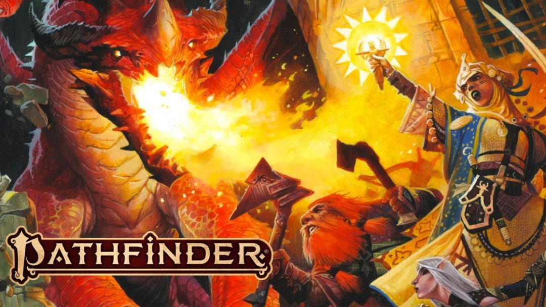 Pathfinder 2e now on World Anvil!