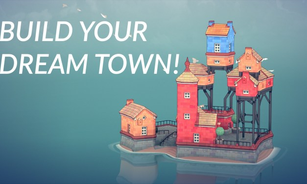Townscaper: build your dream town!