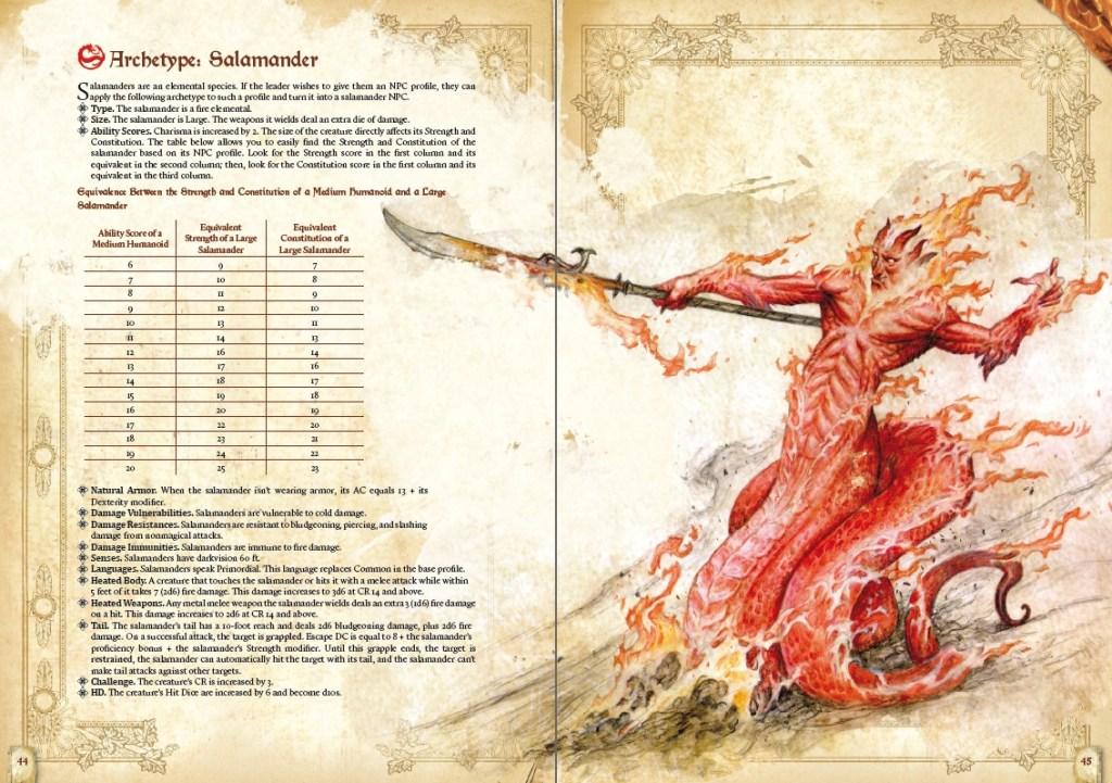 Studio Agate's Complete Monster Compendium