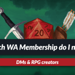 Which World Anvil subscription do you need? DM's Edition