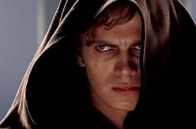 Anakin is the tragic type of hero