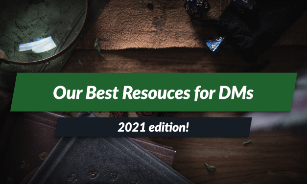Our Best Resources for DMs — 2021 edition
