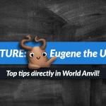 New feature: Eugene the unhelpful udan!