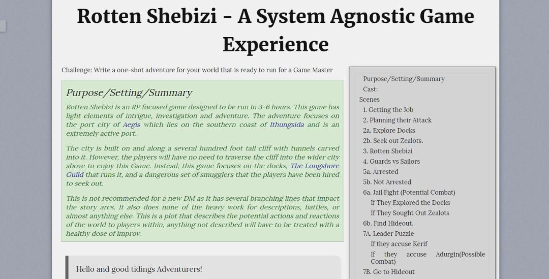 free system-agnostic one shot