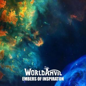 Embers of inspiration album cover