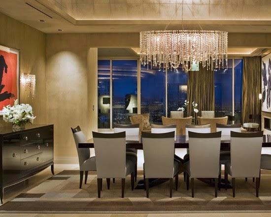 Crystal Chandelier For Modern House