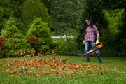 3 Tips for Making Leaf Removal Easier With Your Battery Powered Leaf Blower