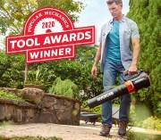 Popular Mechanics Names Worx Blower In 2020 Tool Awards