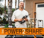 "Worx Launches ""Power2Share"" Campaign"