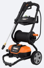 Worx Introduces New Pressure Washer