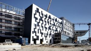 Departmentgebäude D4 von Estudio Carme Pinós (c)Boanet