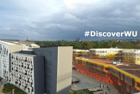 #DiscoverWU – ein Fotospaziergang über den Campus WU