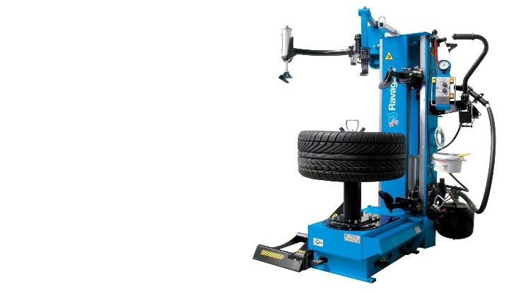 Ravaglioli G1180.30 Slim Reifenmontiermaschine