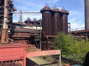 dui: Stahlwerk