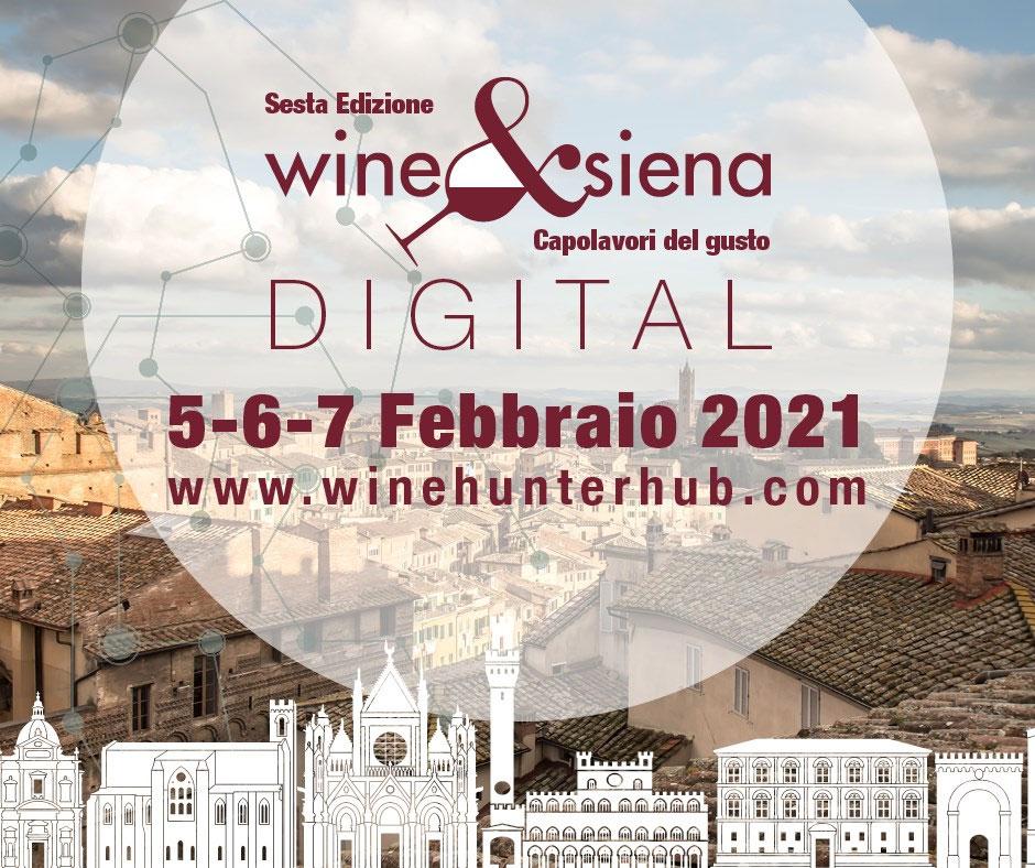 Wine&Siena 2021