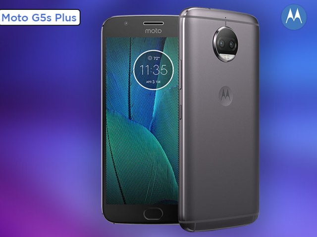 Moto G5S Plus Mobile