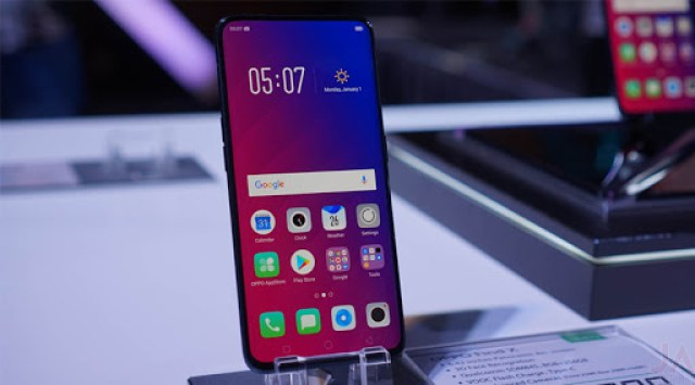 Oppo find x mobile phone review