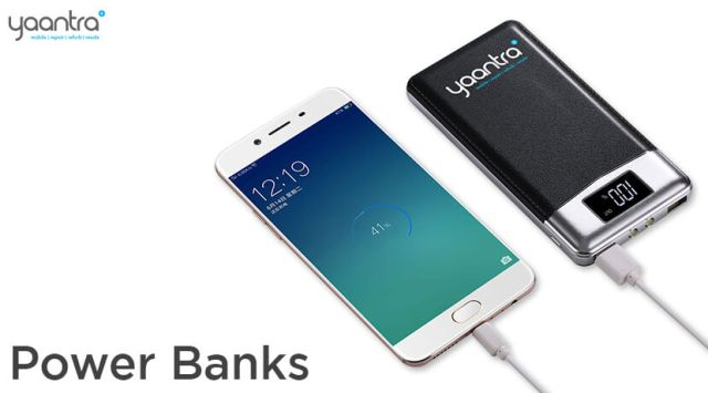Yaantra Power Banks