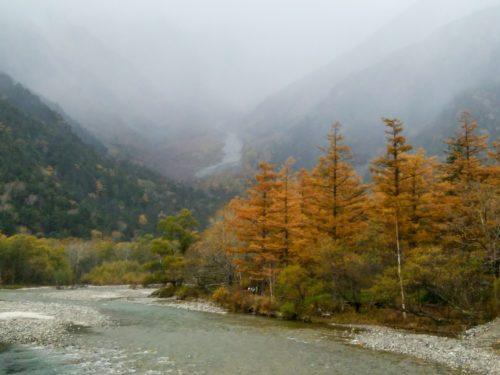 2020.10.24 岳沢トレール