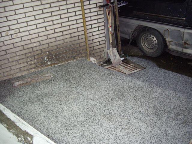 東湖工地抿石子工程