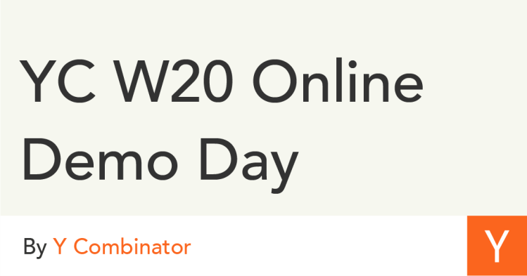 Image result for yc demo day 2020