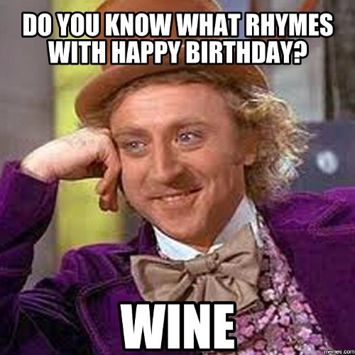 THE 150 FUNNIEST HAPPY BIRTHDAY MEMES (Dank Memes Only) - Yellow ...