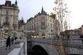 Ljubljana, the capital of Slovenia