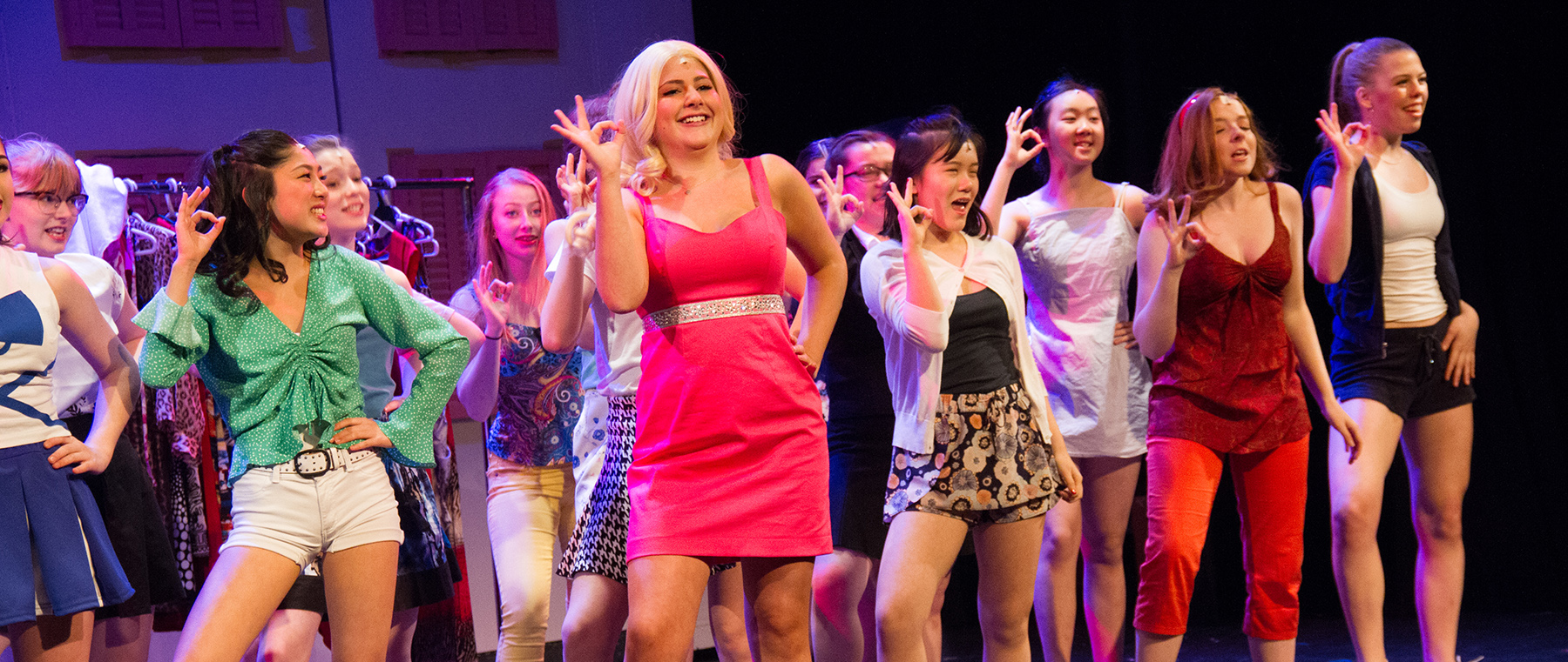 Legally blonde the musical blog
