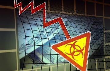 金融コロナショック,経済