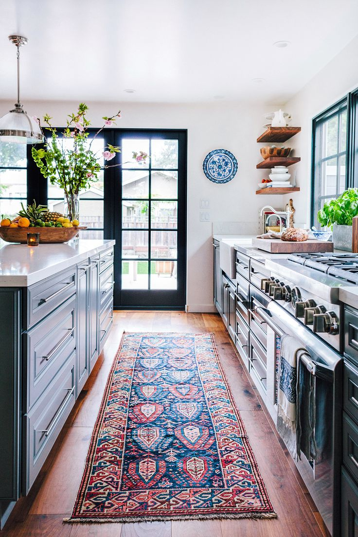 Simple And Effective Tips On Adding Rugs To Your Kitchen