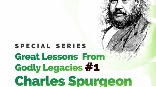 Lessons From Charles Spurgeon