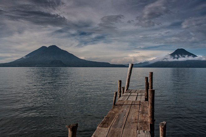 Viajar solo, Guatemala.