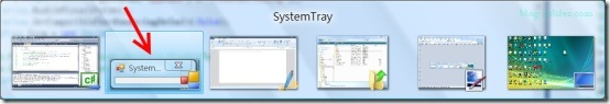 SystemTray