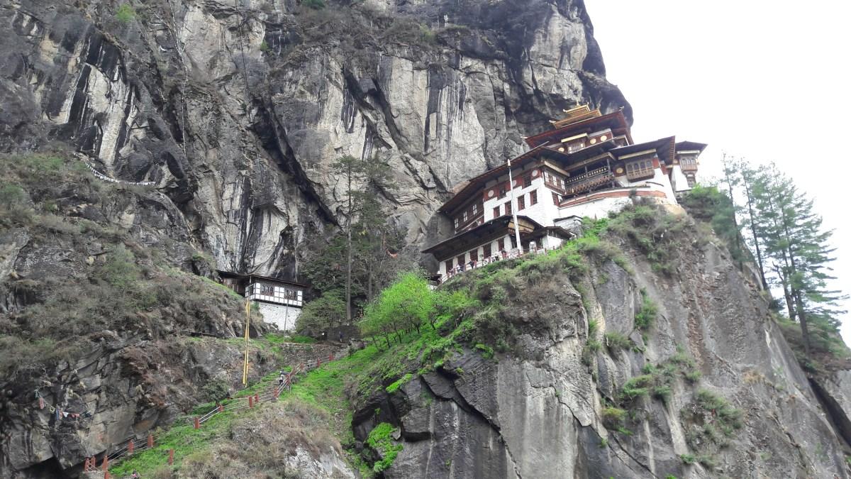 消失中的香格里拉【不丹】(5) – 必推景點虎穴寺