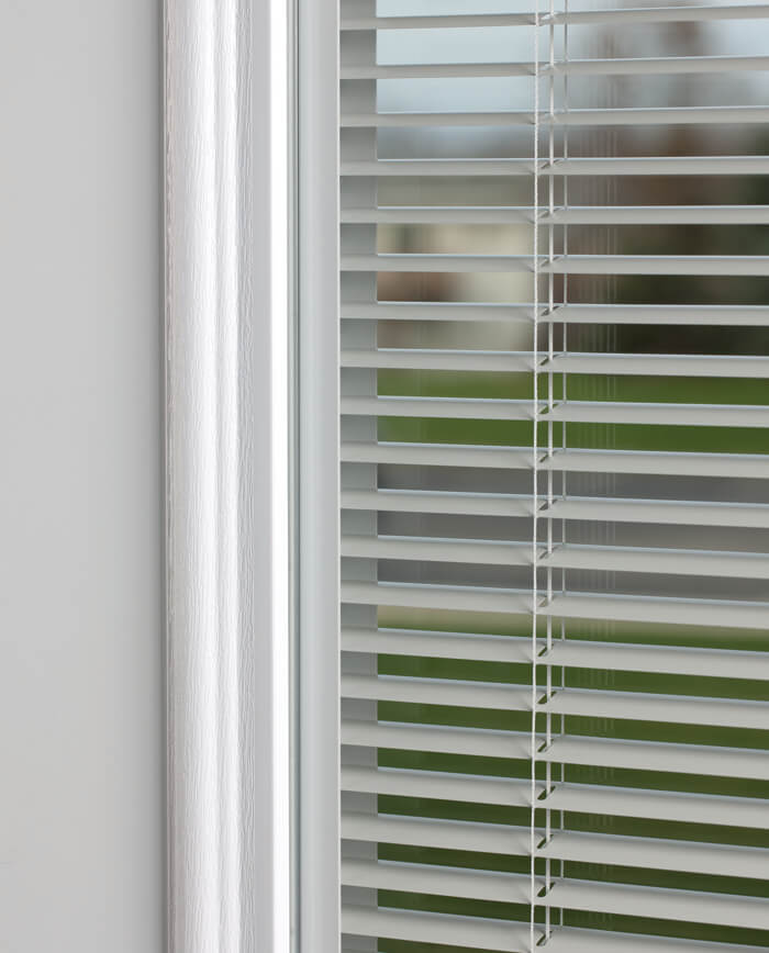 installing blinds between glass