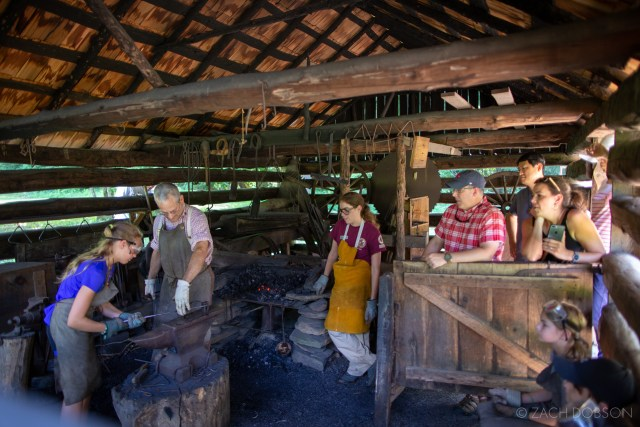 Great Smoky Mountains Blacksmith