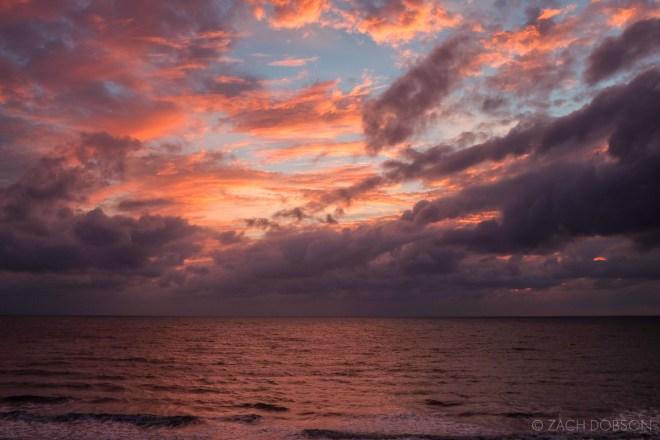 bonita-springs-florida-sky barefoot beach at sunset
