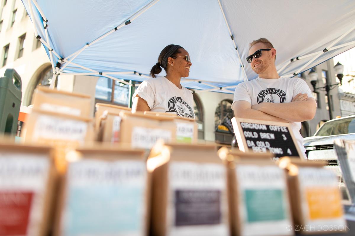 Indiana Farmers Market Coffee