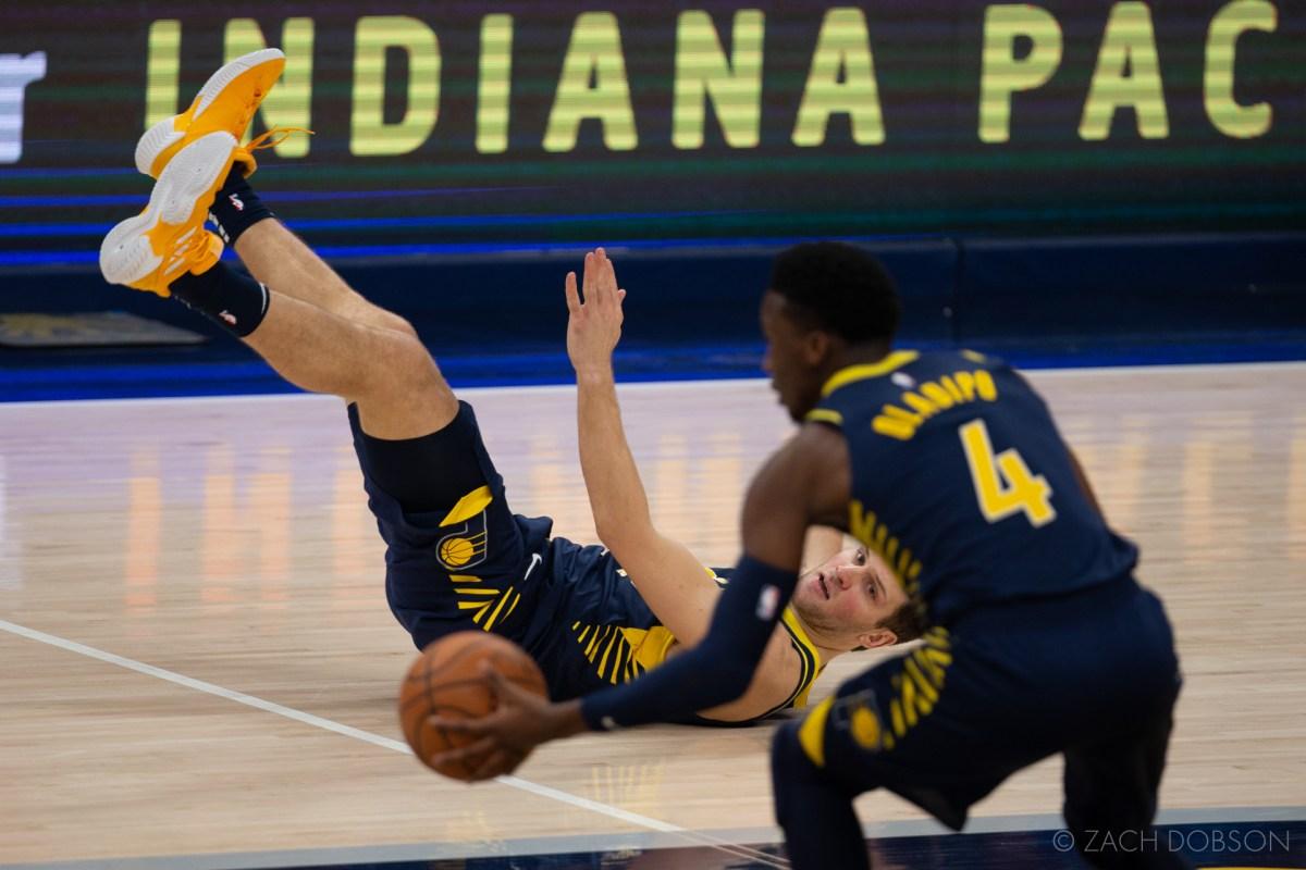 Indiana Pacers and Motorola US sponsorship