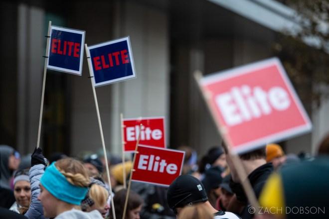 Indianapolis Monumental Marathon, 2019. elite