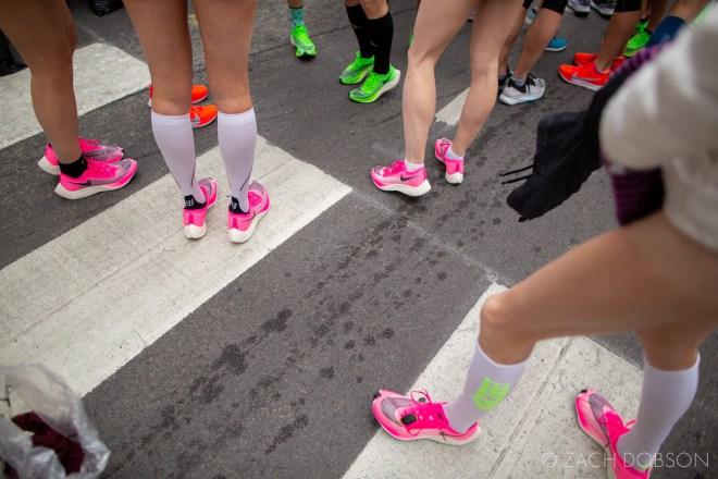Indianapolis Monumental Marathon, 2019.
