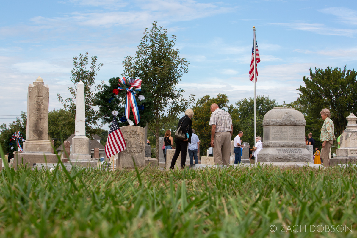 indianapolis indiana bethel cemetery rededication