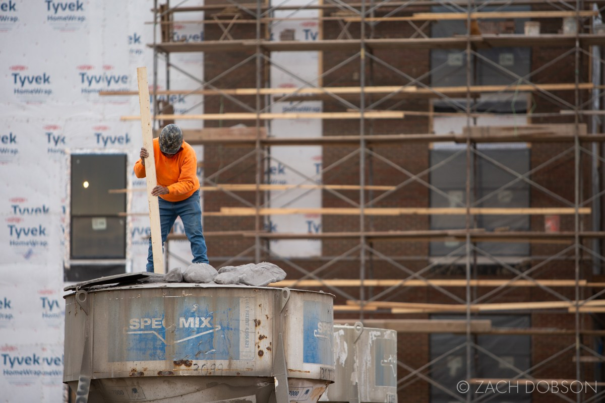 construction, development, multifamily, indianapolis, indiana, concrete
